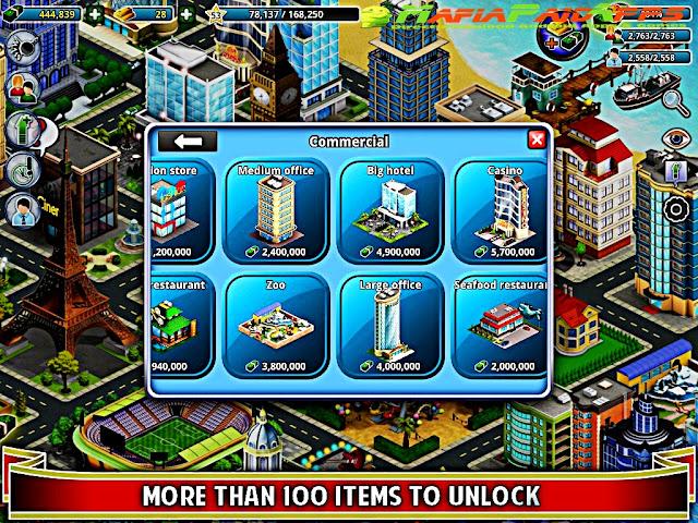 City Island ™: Builder Tycoon Apk MafiaPaidApps