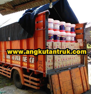 Angkutan Truk Tangerang