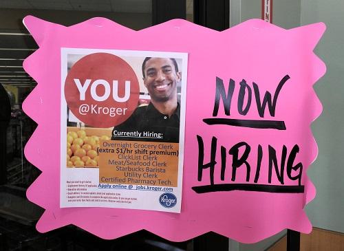New Job Lead - Kroger is Hiring | Plano High School Jobs