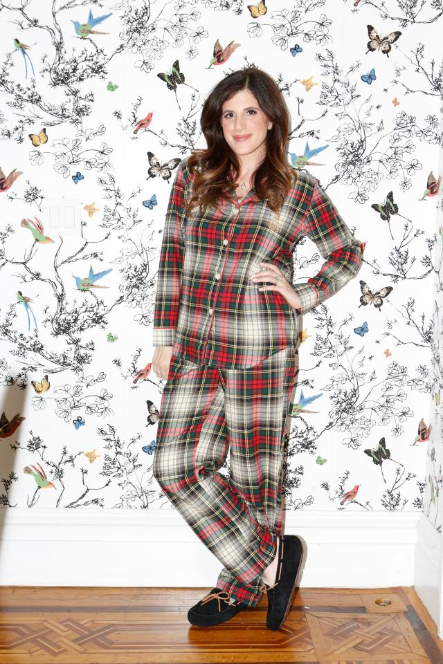 Theme simply michelle lynn pajamas did