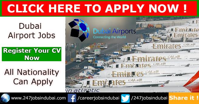 Careers at Dubai Airport and Jobs Vacancies