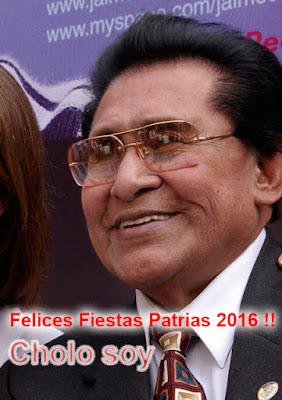 Luis Abanto Morales - Cholo soy