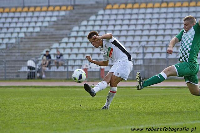 Sparta Sycewice wygrała 8-0