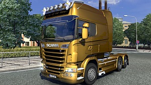 Scania R Longline 1.2