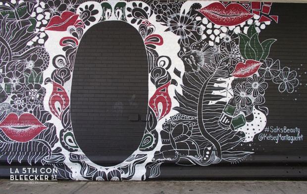 Murales en Nueva York Kelsey Montague 6