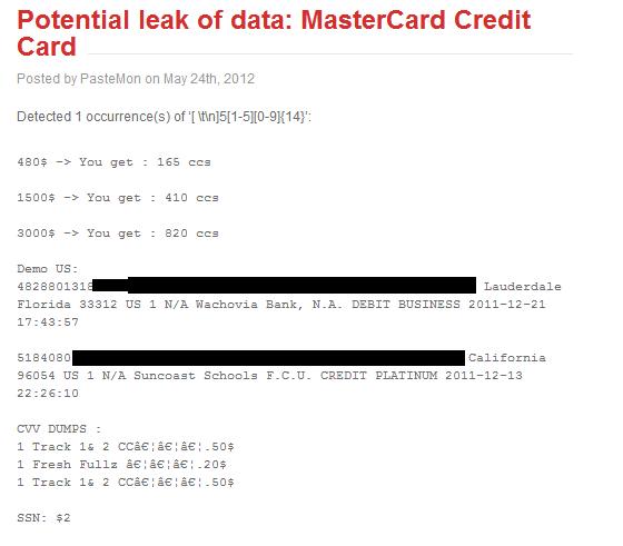 Un informático en el lado del mal: LeakedIn: Seguir los data leaks