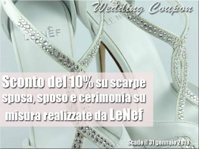 lenef scarpe sposa