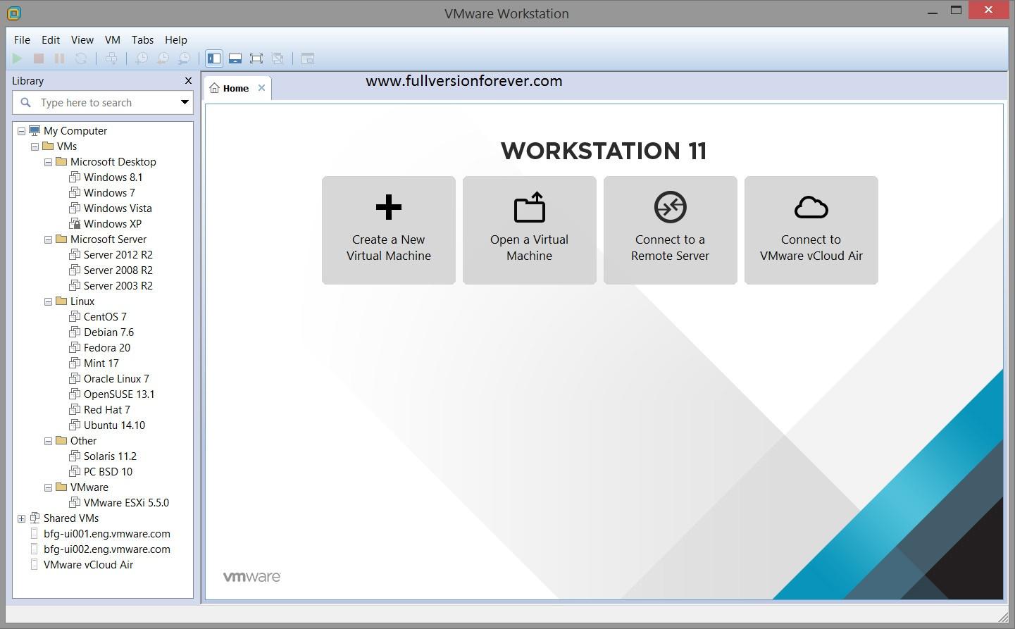 VMware Player 15.0.1 registration code