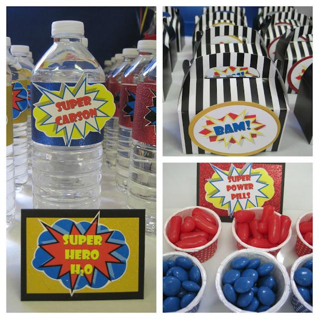 Juice Themed Hero Super