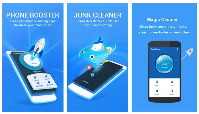Magic Phone Cleaner