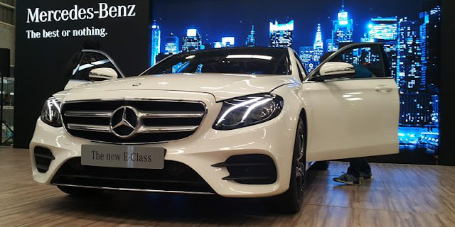 Model Terbaru Sedan Mercedes-Benz (Mercy) 2017