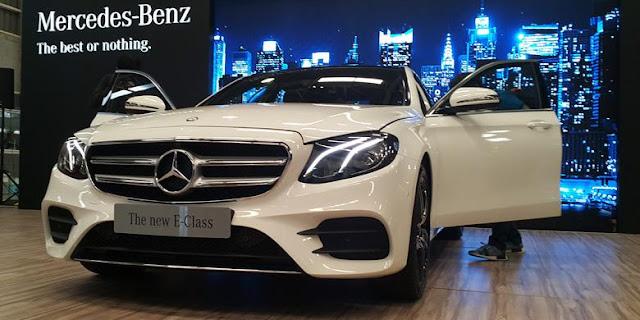 Model Terbaru Sedan Mercedes-Benz (Mercy) 2017