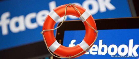 ayuda en Facebook en español