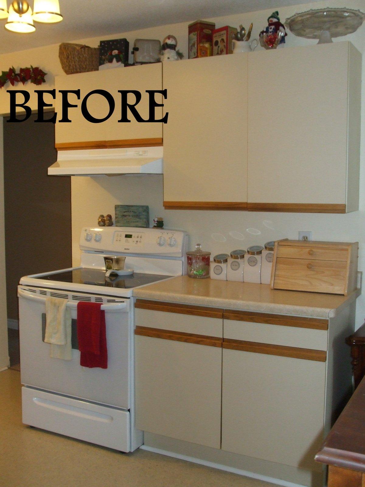Refinishing Kitchen Cupboard Doors