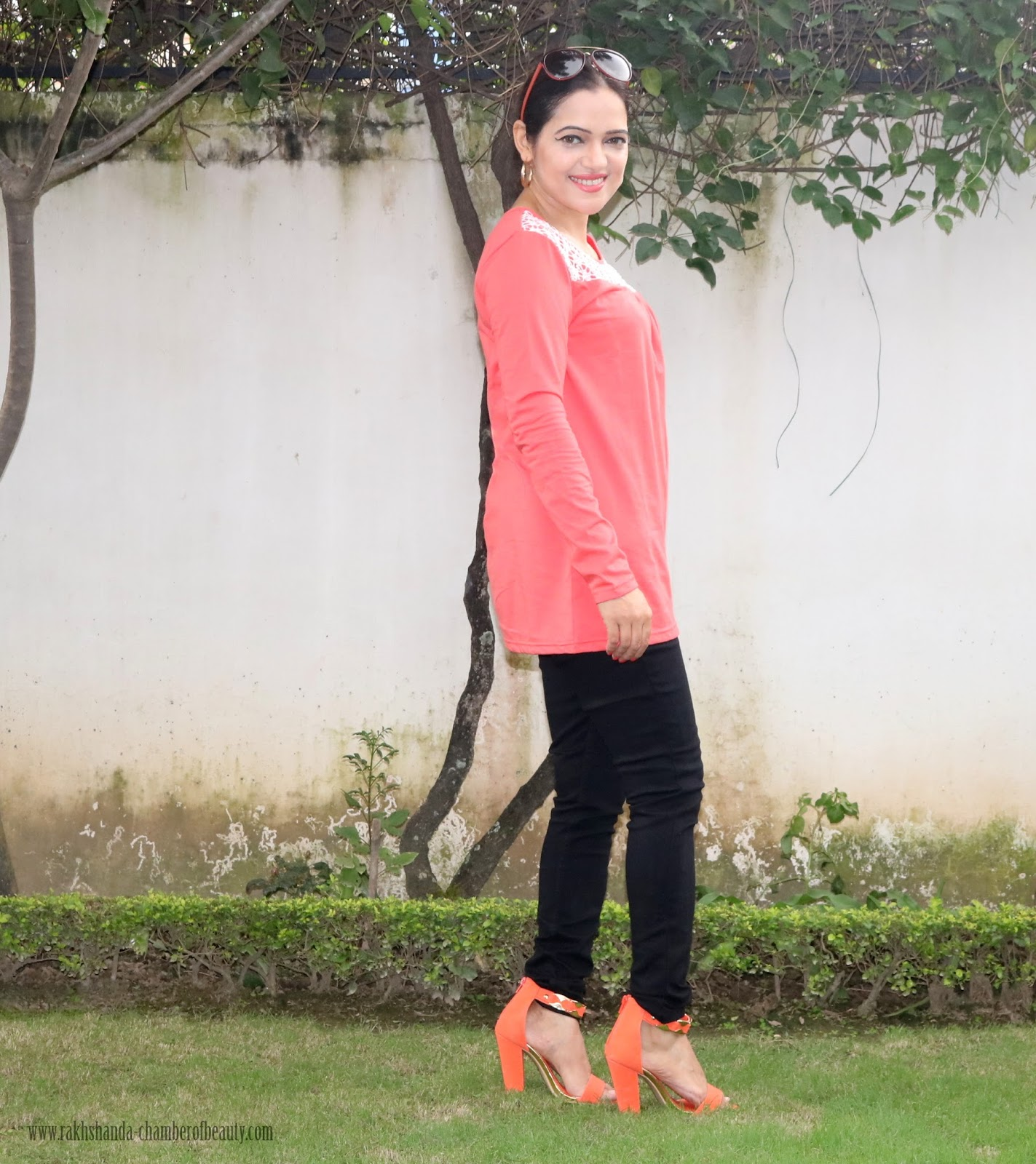 HOW TO STYLE A KNITTED BLOUSE, INDIAN FASHION BLOGGER, Myntra, OOTD, BELLA ROSA, FALL FASHION TRENDS 2016
