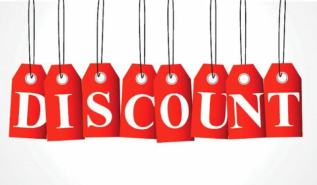 diskon, discount, menghitung diskon, soal diskon, rumus diskon, cara mencari diskon