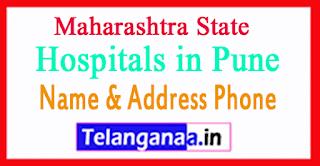 Hospitals in Pune