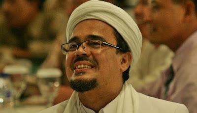 Habib Rizieq: Pemerintah Harus Tutup Pabrik Miras