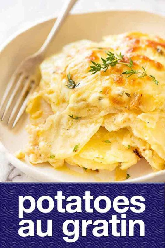 Potatoes #au #Gratin