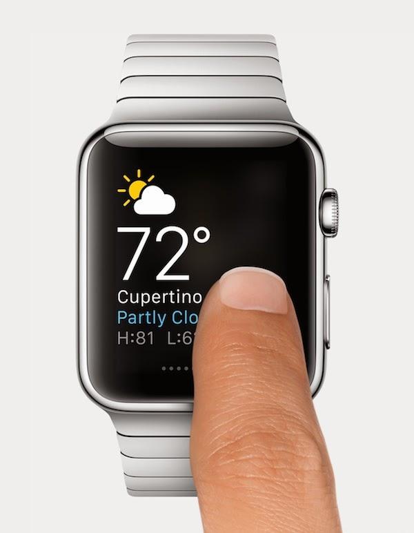 Τι είναι λοιπόν το Apple watch  Ένα έξυπνο ρολόι με σωρεία χαρακτηριστικών 64a0bc23d27