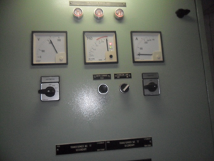Appointment of indicators insulation meter before the repair