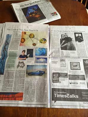 New York Times Sattelite Collective Kasia M.Rymarz