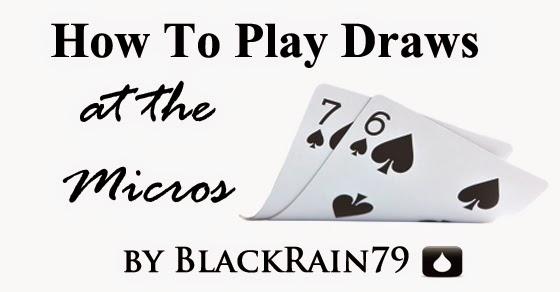 Playing Draws at the Micros