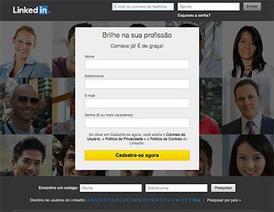 11 Sites para Encontrar Emprego em Portugal  linkedin