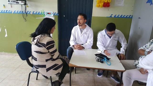 Senador Canedo: Dia de Combate a Hipertensão