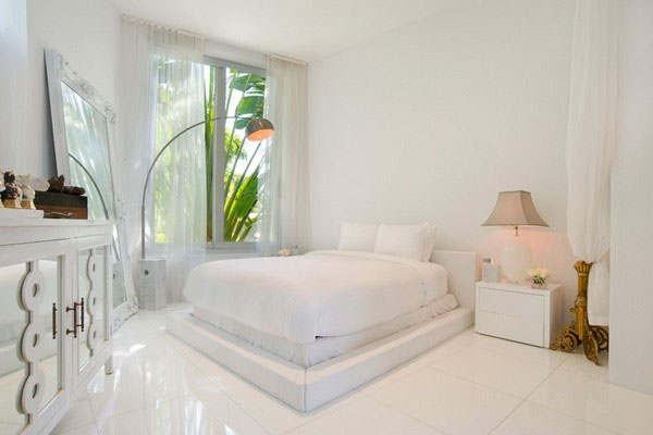 Dormitorios blancos - Dormitorios lacados en blanco ...