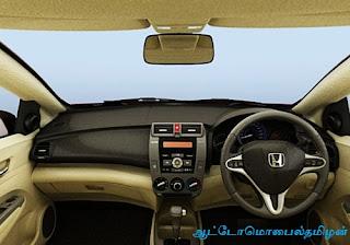 honda city dashboard 059