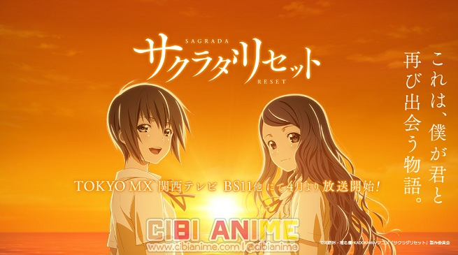 Sakurada Reset (Sagrada Reset) Batch Subtitle Indonesia