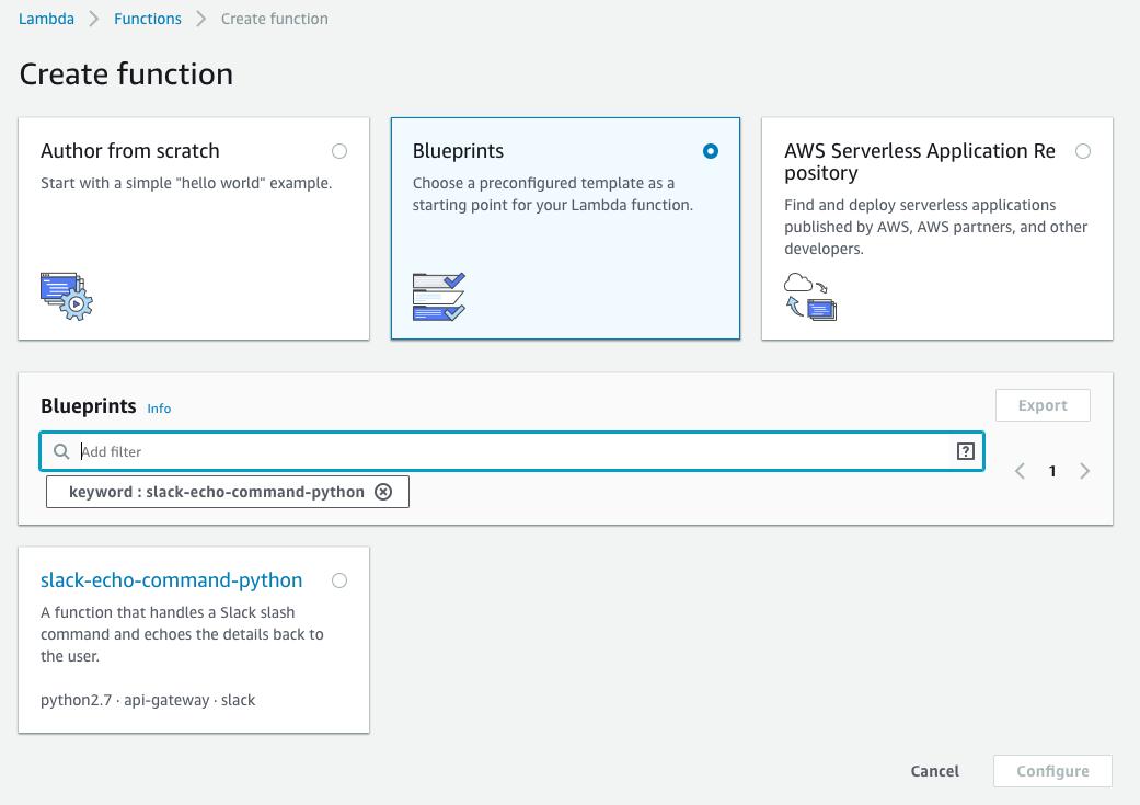 Uki AI: Slack Slash Commands with AWS Lambda