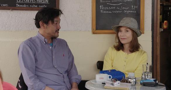 [News] Novo trailer de A câmera de Claire, novo filme do diretor Hong Sang-Soo