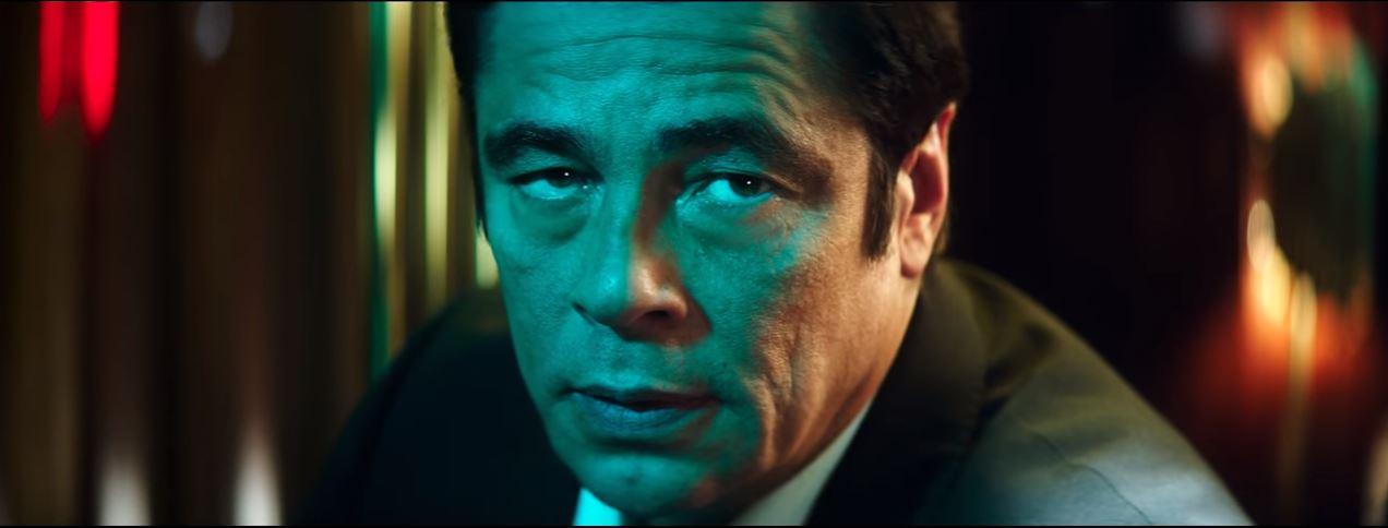Canzone Pubblicità Heineken con attore Benicio del Toro e sguardo | Luglio 2016