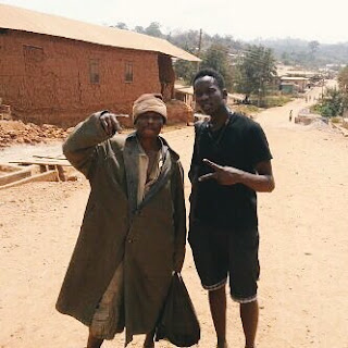 Mr Eazi Shares Throwback Photo From When He Used To Be A Gold Trader