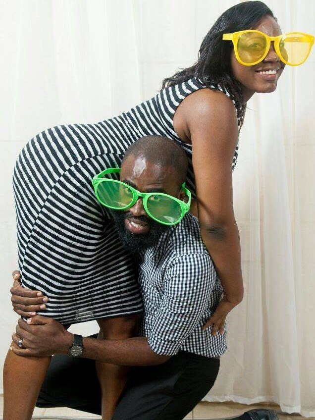 nigerian couple wedding anniversary