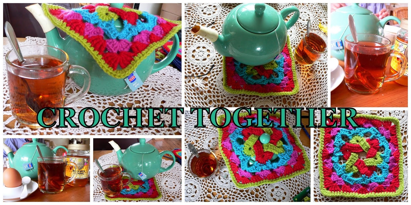 Crochet Together
