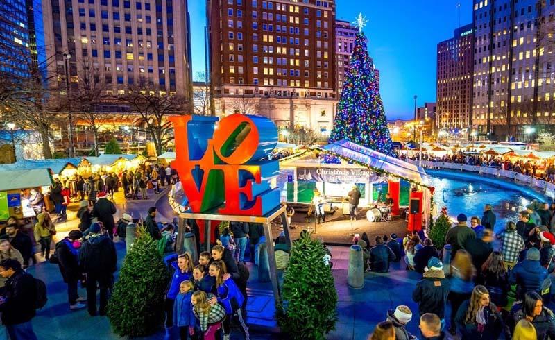 The Best Christmas Travel Ideas 2018