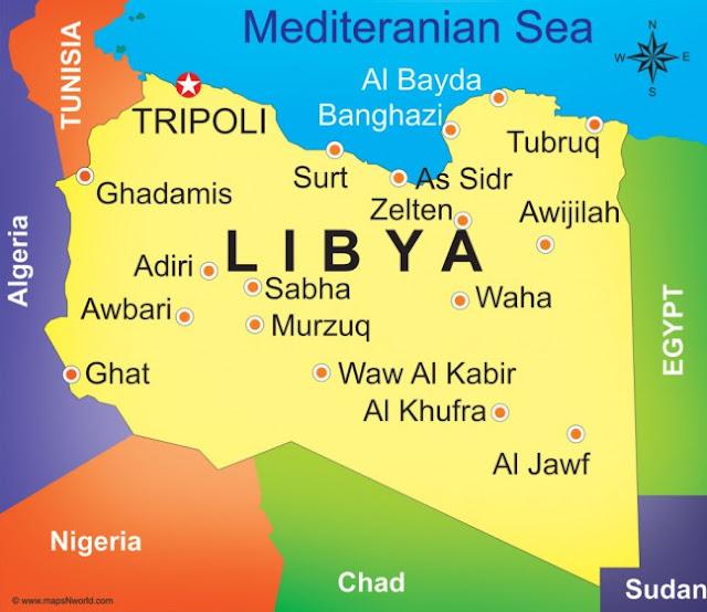 7 Orang Tewas dan 8 Terluka Akibat Bom Bunuh Diri di Benghazi
