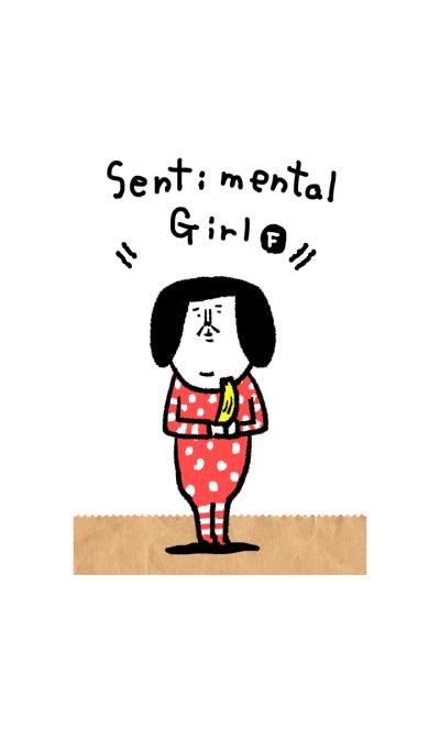 Sentimental Girl 5 frog