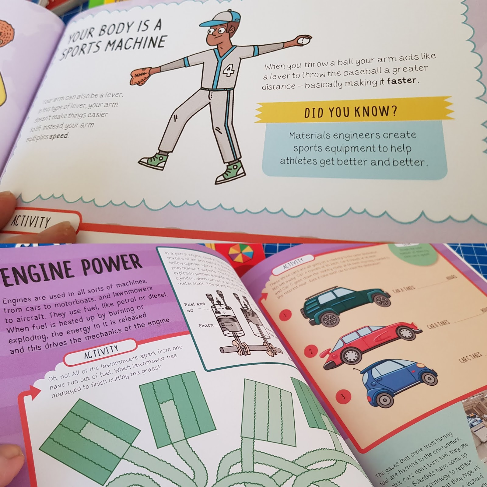 Book Review Parents Have Power To Make >> The Brick Castle Stem Activity Books Review And Bundle Christmas
