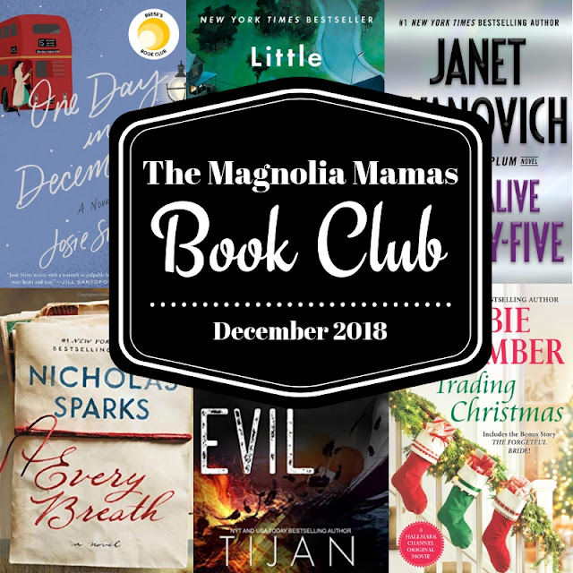Book Club Suggestions and Reviews December 2018