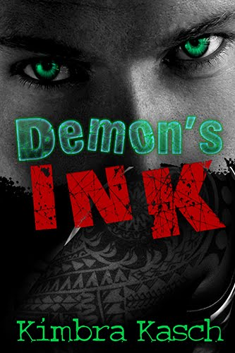 Demon's Ink - OUT OF PRINT