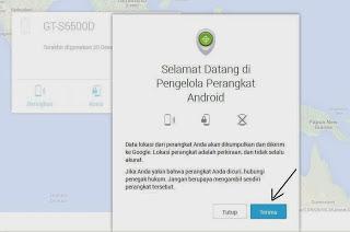 Cara Mencari, Melacak dan Menemukan HP Android yang Hilang Dengan Mudah