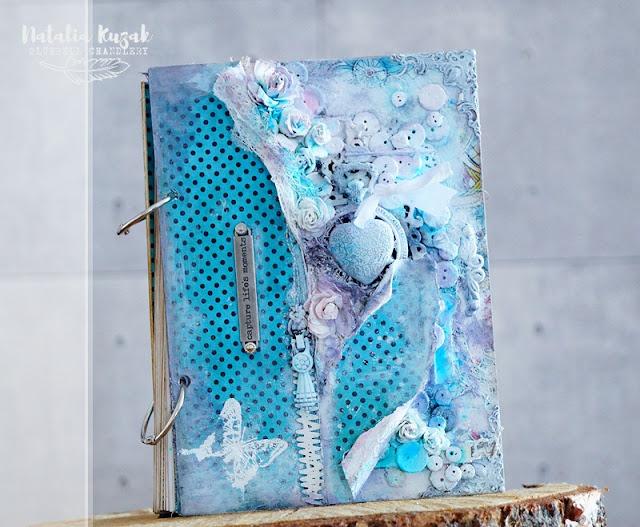 Capture life's moments - diary / pamiętnik