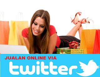 tips jualan online menggunakan twitter