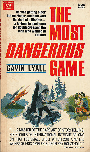 the author of the most dangerous game