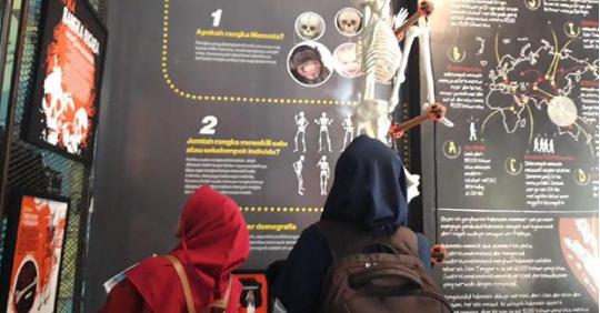 Seramnya Museum Kematian Universitas Airlangga Surabaya, Bikin Merinding!