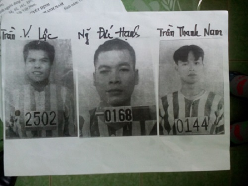 Gia Lai: 3 phạm nhân trốn khỏi trại giam như phim hành động